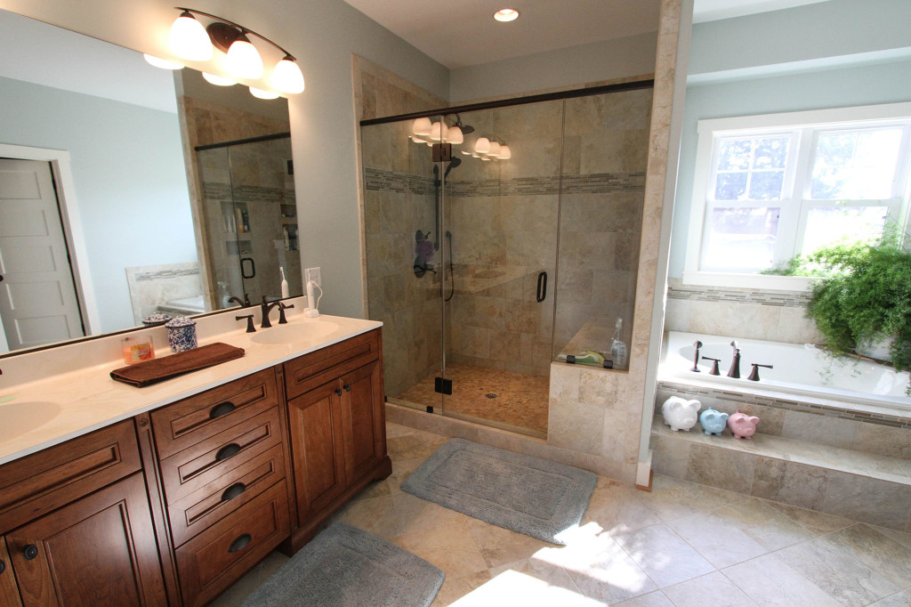 Custom Home Builder Winchester VA Foreman Builders - Bathroom remodeling winchester va
