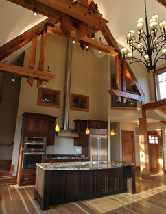 Kitchen - Foreman Builders - Custom Homes - Winchester, VA