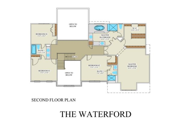 Waterford 2nd floor