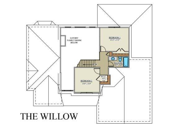 Willow 2nd floor