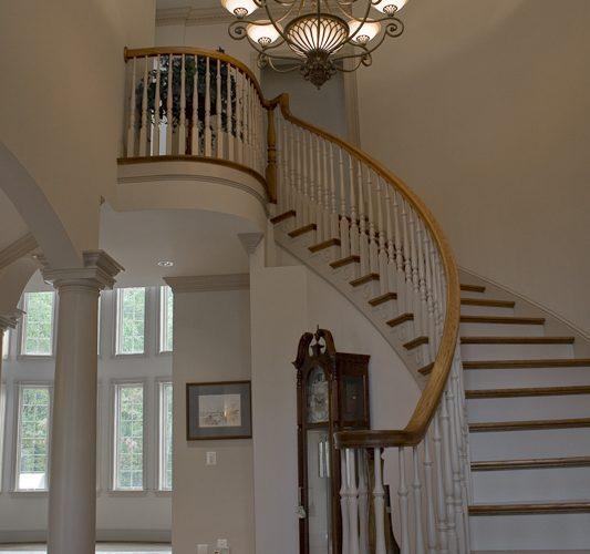 Elegant Stair Case