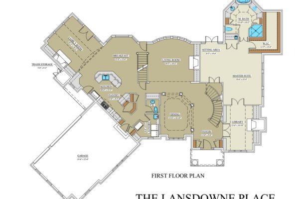 landsdowne 1st floor