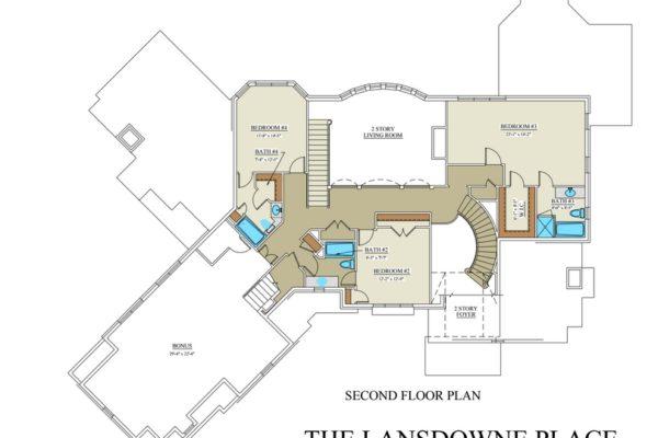 landsdowne 2nd floor