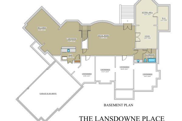 landsdowne basement