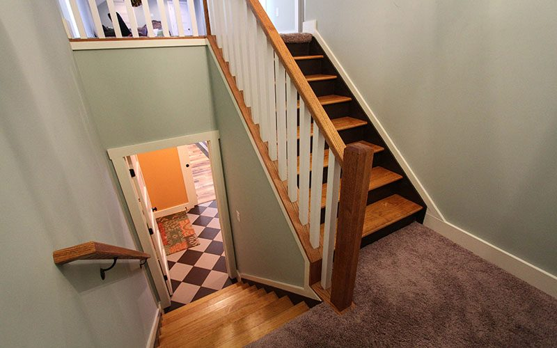 Back Stair (1 of 1)