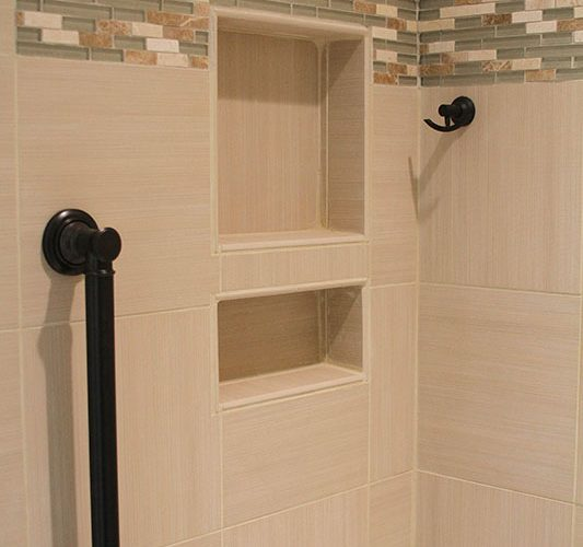 Grab Bar Shower Niche (1 of 1)