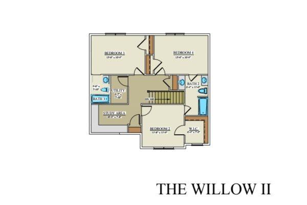 Willow II 2nd floor