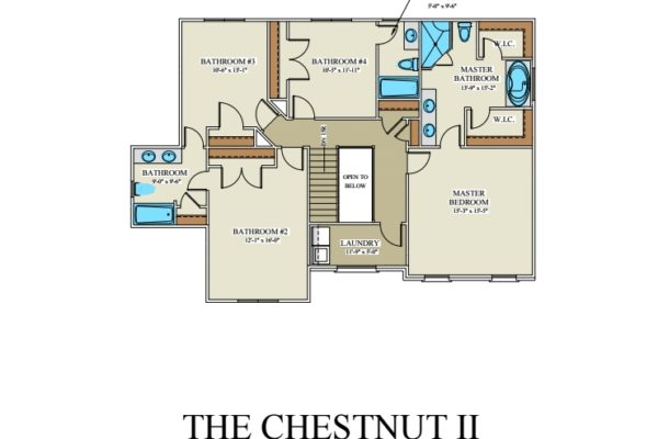 Chestnut II 2nd floor